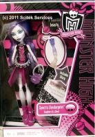 Spectra doll in box by mh-maria