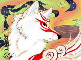 Shiranui by songthedemonpuppy