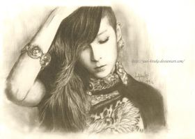 Sandara Park - I Love You by Yaoi-Hirako