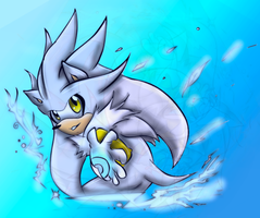 color me contest silver by Animal-Lover52