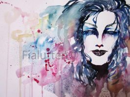 a colorful mind by fialutten