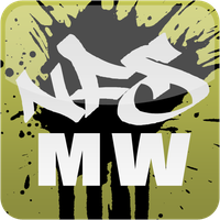 NFS Most Wanted iCon by G-rawl