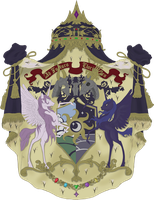 Equestria Royal Guard, Big Coat of Arms by WhatTheScoots