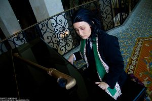 MetroCon: Loki , A means to an end by stillreflection