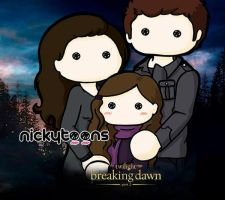The Twilight Saga: Breaking Dawn part 2 by NickyToons