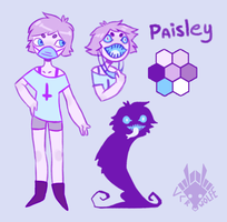paisley by VCR-WOLFE