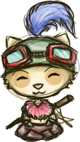 League of Legends - Teemo by Heartage
