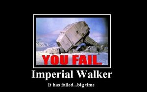 Imperial Walker by rumper1