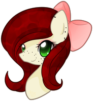 Spindle Dreams Headshot by Ambercatlucky2