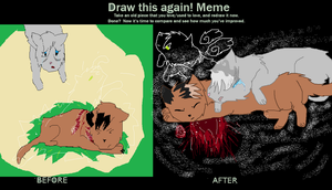 Draw this again: Antpelt's Death by Smokestar11