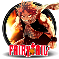 Fairy Tail Circle Icon by Knives by knives1024