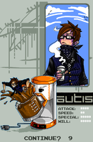 One More Cup Of Coffee by autis
