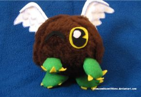 Winged Kuriboh by fromzombieswithlove