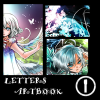 Letters Artbook: Preview by shrimpHEBY