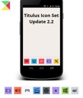 Titulus HD Icons 2.2 [Update] by Devonix