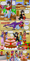 The Birthday Bash by gameboysage