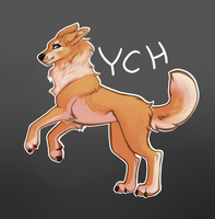 YCH auction by snowpups123