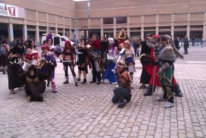 League of Legends Barcelona 2012 by Byrsa