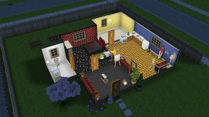 In sims by Fro7a