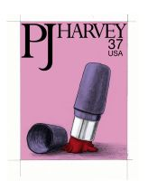 Stamps - 05 PJ Harvey. by princepoo