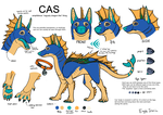 New Cas Ref 2015 by EagleIronic