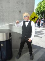 Fanime 2010 - Shizuo by Cosphotos