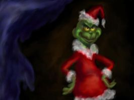 The Grinch by digistyle
