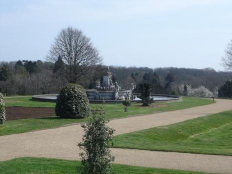 Witley Court Pathways by xCasey-Susannahx