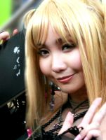 Alodia as Misa by erisdoll