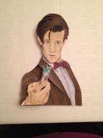 11th Doctor from Doctor Who by blackgem93