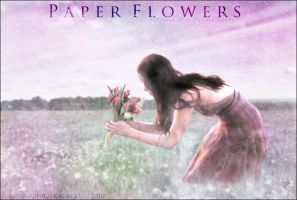 Paper Flowers by Firefly-Club