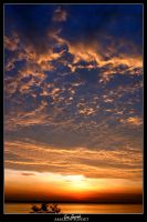 Amazon Sunset 2 by quezado