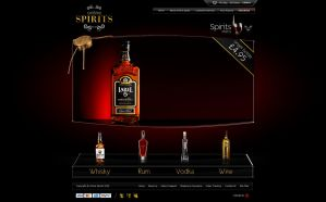 Online Sprite Website Design by Dexign-Oxigen