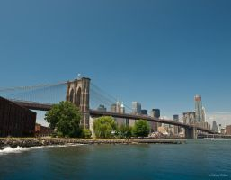 Brooklyn Bridge by BeBeWalt
