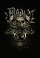 TRIVIUM by paperkill16