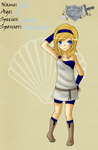 .:AoW - Calla Redesign:. by EriaHime