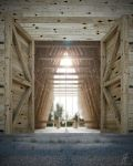 Chapel in Tarnow Poland by evilios