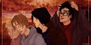it's gonna be cool,Moony. by viria13