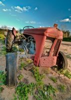 The Little Tractor That Couldn't by JBord