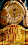 Time Thief - Premade Cover (ebook) by AmberCovers