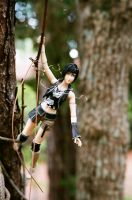 Play Arts: Yuffie by DragonRiderofRohan