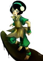 Earthbender: Toph Bei Fong by Do0dlebugdebz