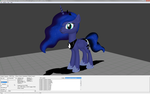 Luna Overhaul WIP by Poninnahka