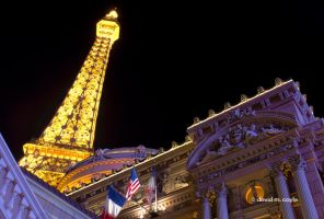 Wishing For Paris by DavidMCoyle