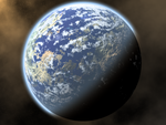 Planet Wallpaper by Enigmatic-Andy