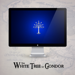 The White Tree of Gondor by Lil-James