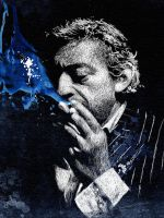 Serge Gainsbourg 2 by Murciano