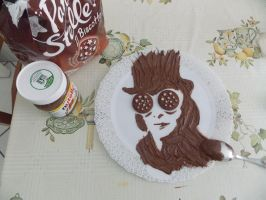 Willy Wonka, il re del cioccolato by NadienSka