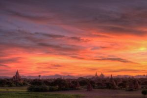 Bagan HDR 2 by SantiBilly