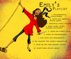 Emily's Playlist by Cra-ZShaker